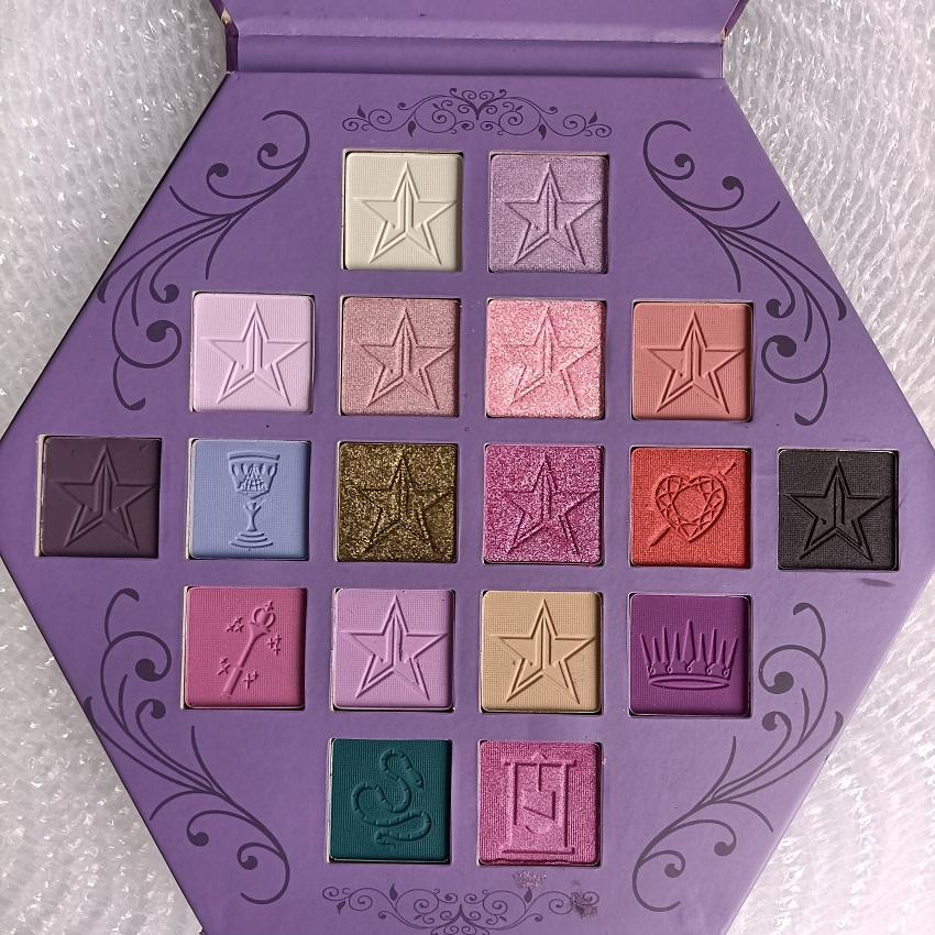 Beauté baie vitrée palette de mélange parfait d'ombre à paupières 18 couleurs de maquillage très pigmentée Nouveau nu Shimmer Matte DHL Livraison gratuite