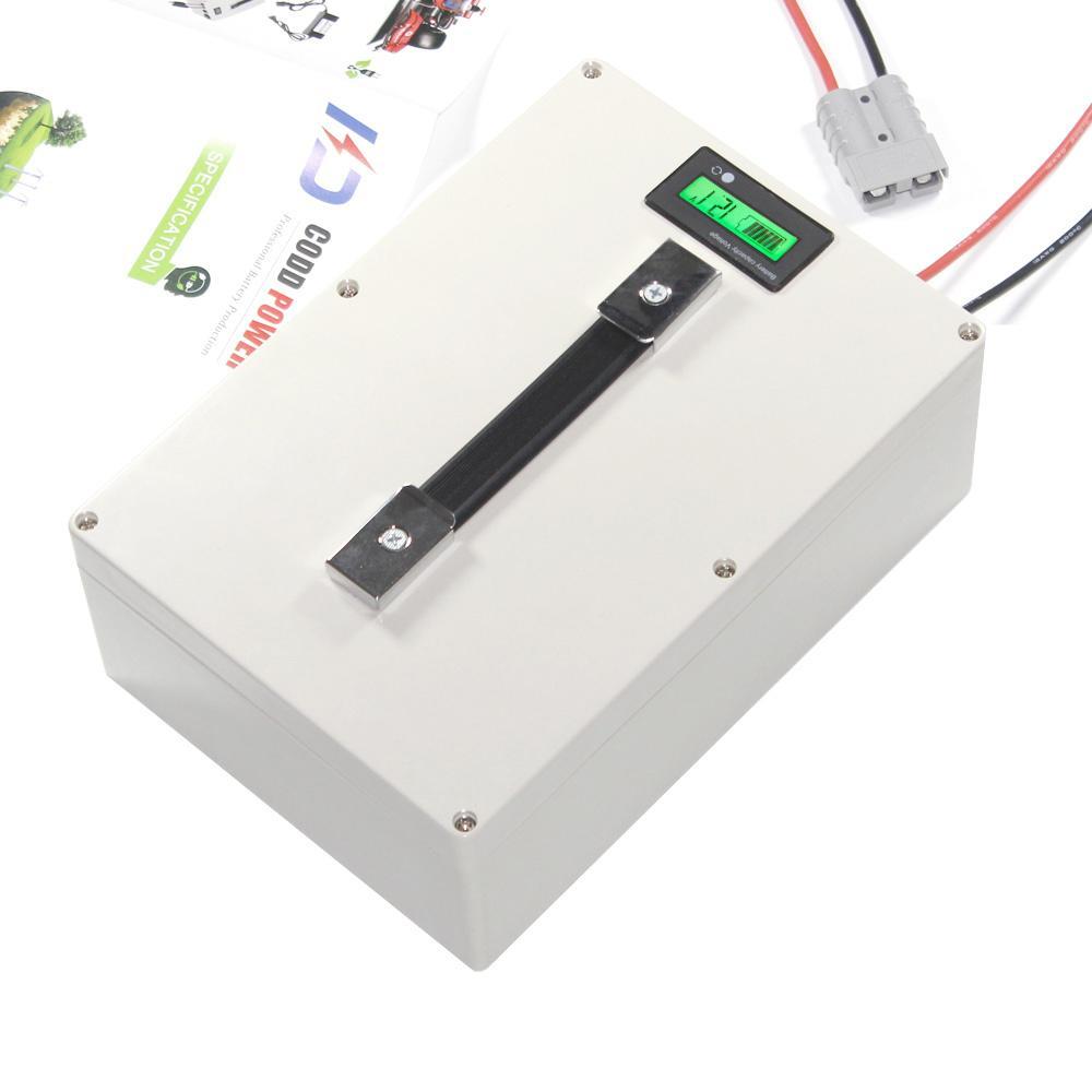 Batteria da 52 V Battery 1000W 2000W 51.8 V Li Ioni batteria