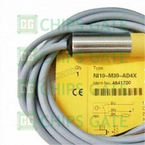 1 Adet Yeni TURCK Yakınlık Anahtarı NI10-M30-AD4X Hızlı Gemi