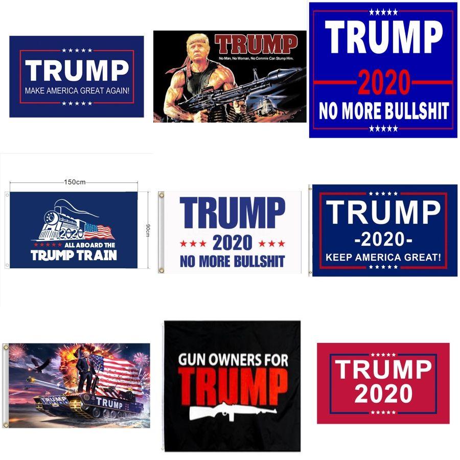 150 * 90см Trump Флаг Trump 2020 Keep America Great Trump Избирательные Флаги Keep America Great снова Баннеры Байдена Hand Баннер Флаг CCA12228 # 581