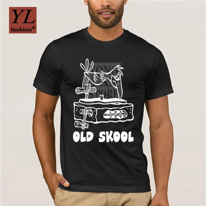 2020 Fashion Street estate manica corta T-shirt Harajuku Old Skool creativa d'avanguardia Graphic T-shirt Top