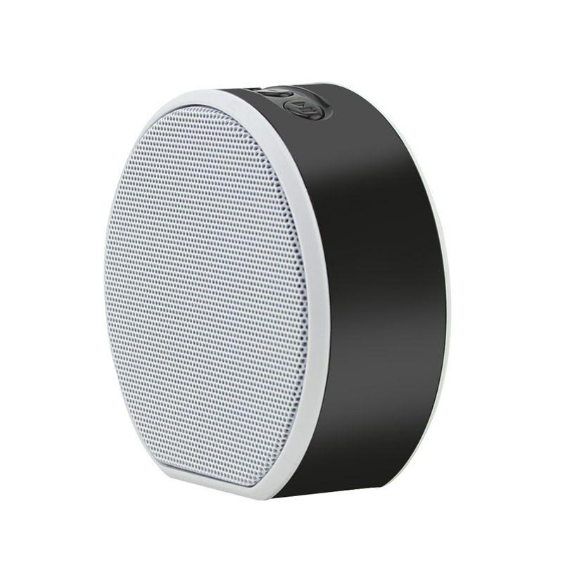 Kablosuz Bluetooth Mini Hoparlör Stereo Taşınabilir Hoparlörler Hoparlör Ses Sistemi TF Kart Stereo Müzik Surround Açık