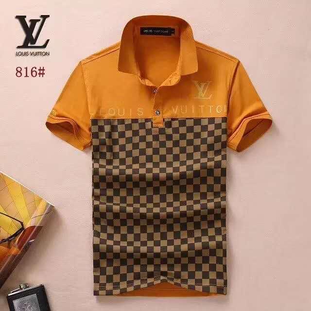 20 diseñadores de lujo al por mayor de algodón polos de los hombres de alta moda de la calle Pequeña abeja para hombre de los polos de impresión desginer Marca Polo camiseta