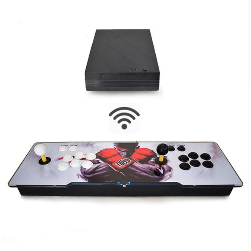 Cgjxs 새로운 판도라 1 판도라 무선 조이스틱 아케이드 컨트롤러 제로 지연에 대한 어린이 게임 기계 콘솔에서 기가 1299 1388 5S