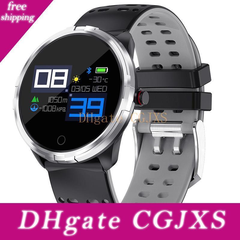 X7 intelligente braccialetto di vigilanza impermeabile IP68 Smartwatch Ultra -Long standby Piscina Sport orologio da polso chiamata di promemoria Pedometro