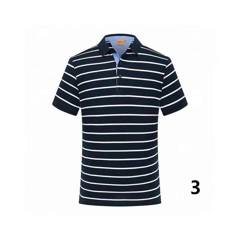 20-14 cotone di estate di colore solido nuovo stile di polo di alta qualità fabbrica polo uomo luxury1 uomini di marca in vendita