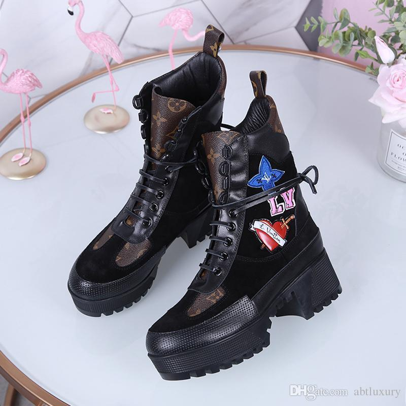 Shaspet Women Winter Ankle Boots Fashion Shoes For Women Luxury Chaussures De Femme Martin Boots Lady Casual Shoes For Party Luxury Footwear
