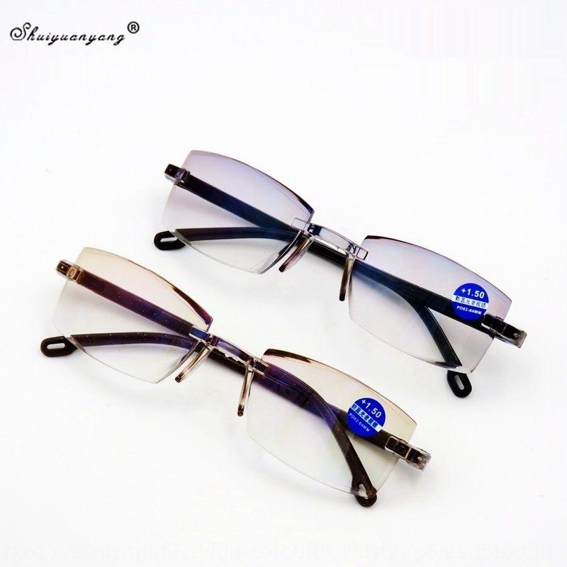 0hcTj Nuovo taglio uomini e le donne anti-blu Moda di 803 fabbrica presbiti occhiali occhiali da presbite