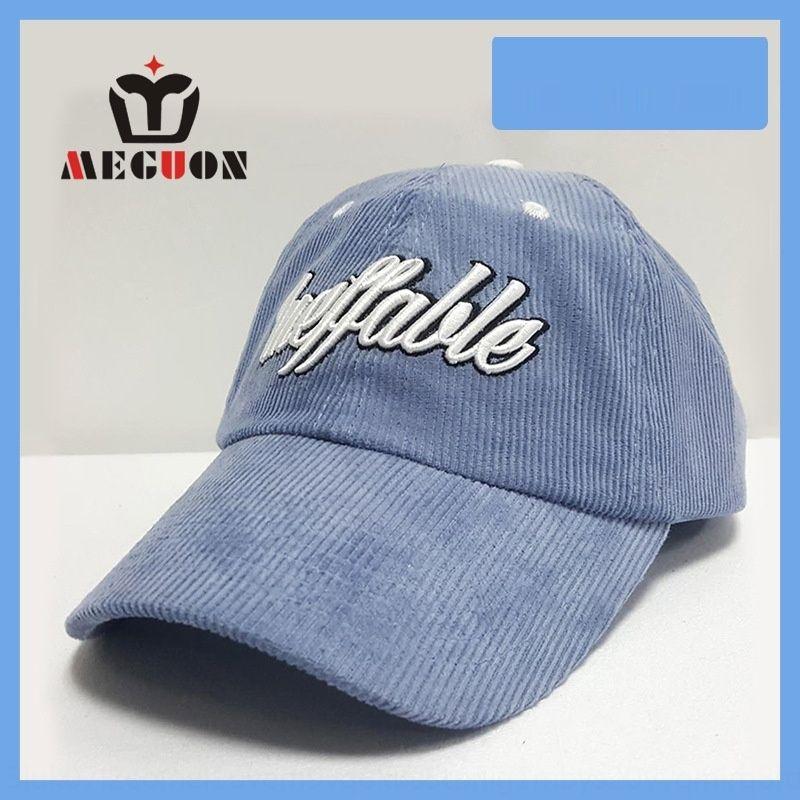 wo22p tridimensional carta bordado estilo coreano tridimensional bordado cap ca marca capfashion baseball sol baseB chapéu de veludo