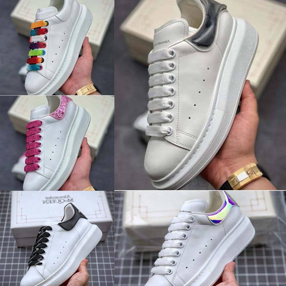 kadınlar erkekler için Mcqveen Alexandere Ayakkabı gündelik ayakkabı spor ayakkabı basketbol moda lüks spor ayakkabıları kadın erkek bayan SV4X B48I