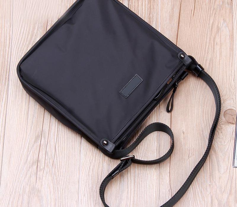 Messenger para la bolsa de calidad Vintage Brand Mens Hot Bag High Paño Diseño Hombre Bolso Hombro Negocio Mascule Bolsa Oxford Ihhea