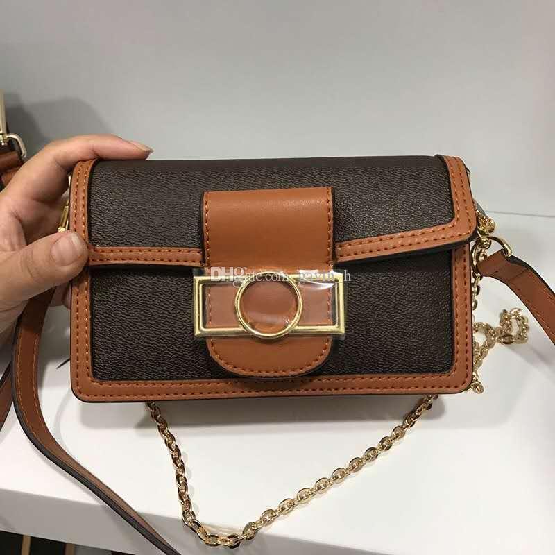 Nuevo bolso de las mujeres de la moda bolsos de las señoras del diseño bolsas de embrague de la señora letra inversa hombro del totalizador del monedero de la cartera femenina 44580