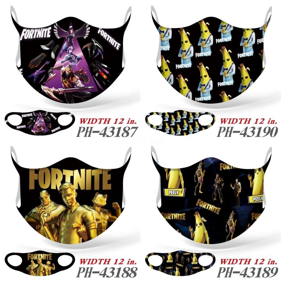 M # 893 İçin Amerikan Bayrağı Buz İpek Maskeler 2020 ABD Seçim Biden Trump Yüz Maskeleri Unisex toz geçirmez Baskılı Tasarımcı Cosplay Parti Fortnite Maskesi