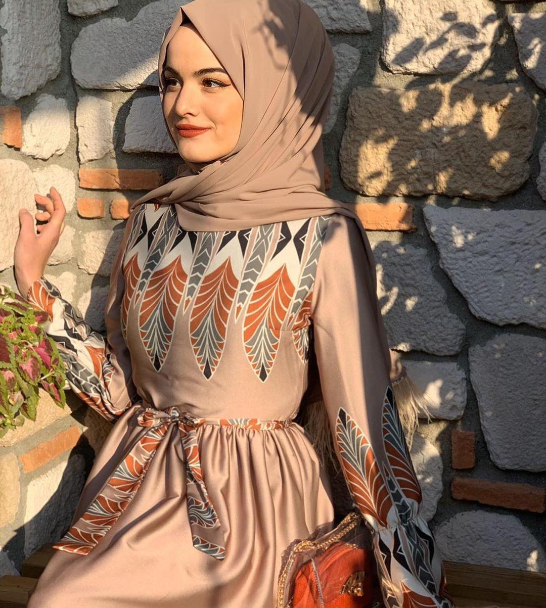 Araba delle donne lunghe abito gonna LDzq1 molla nuovo lungo 839 del vestito delle donne turche