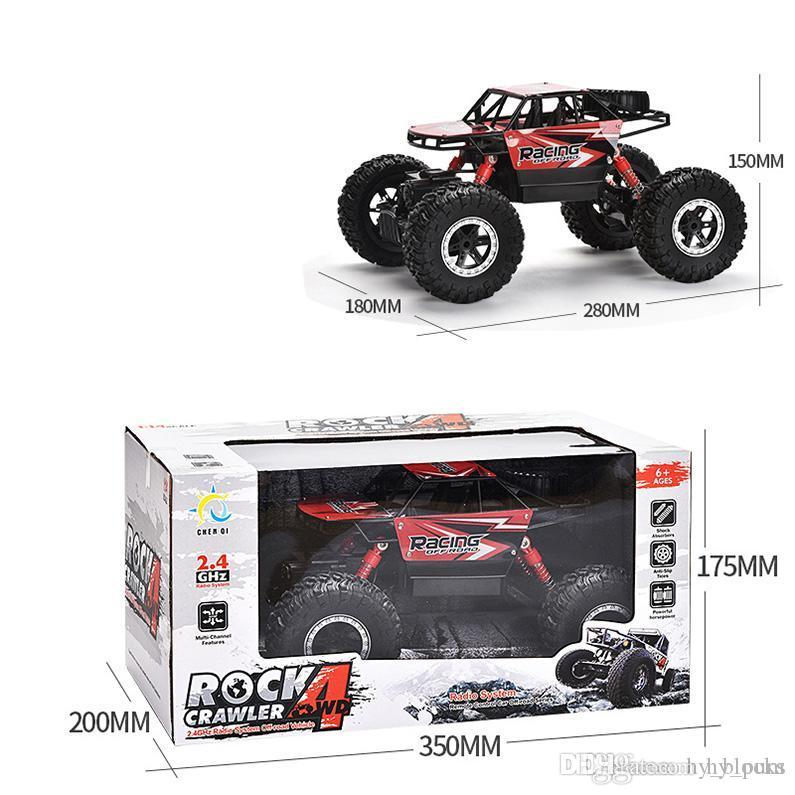 1:14 rc car model off road remote control car 2.4G high speed climbing vehicle 4WD racing truck toys for kids 10