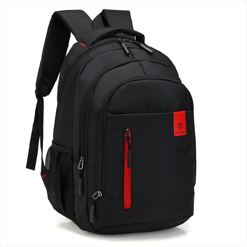 Ad alta capacità Zaino 2019 dello zaino degli uomini di Oxford maschio borsa da viaggio Zaini uomini e le donne stilista Student Bag Laptop Bag
