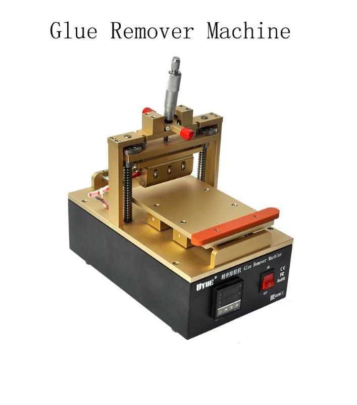Schermo ad alta precisione LOCA UV colla adesiva polarizzante Film Remover LCD Touch macchina degumming macchina Remover