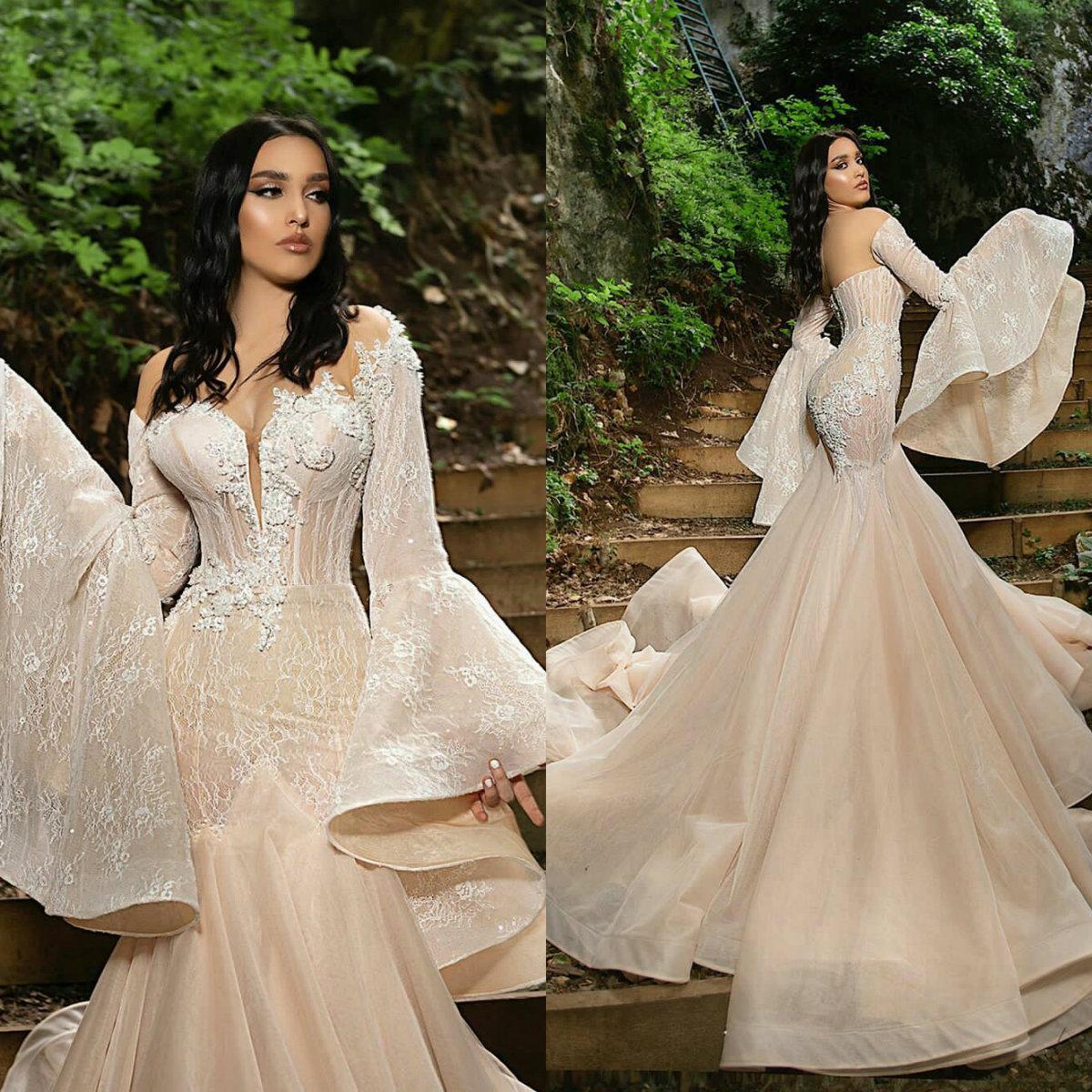 A-Line Wedding Dresses 2020/2021 Collections   Princess