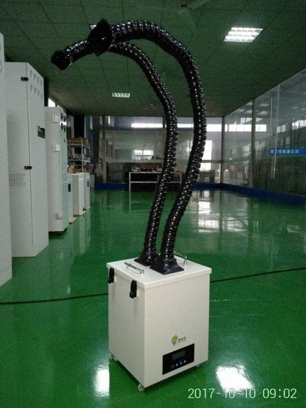 Novecel Professional uso fumaça sistema de filtro de purificação de purificador para o reparo do telefone móvel de laser loja oficina máquina do purificador w37A #