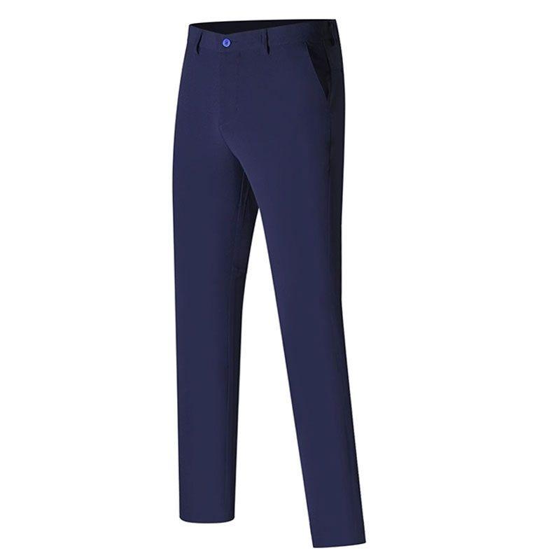 Les hommes pantalons de golf d'automne et de la mode couleur unie été décontracté TITL usure Golf séchage rapide pantalon respirant Golf