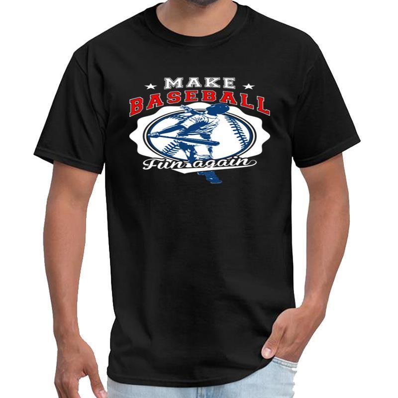 Проектирование Make Baseball Fun Снова Девочка или Малыш Мальчик ZZ Top ребенок море воров т рубашки XXXL 4XL 5XL 6XL лозунга
