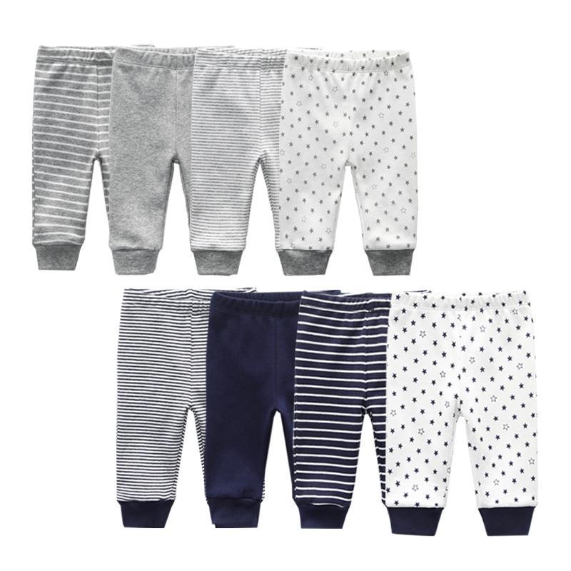 Bebek erkek Uzun Pantolon Moda 2020 Kış Çocuk Bebek Kız Karikatür Giyim Tozluklar Yenidoğan Pantolon Roupa Bebes giyim MX200811