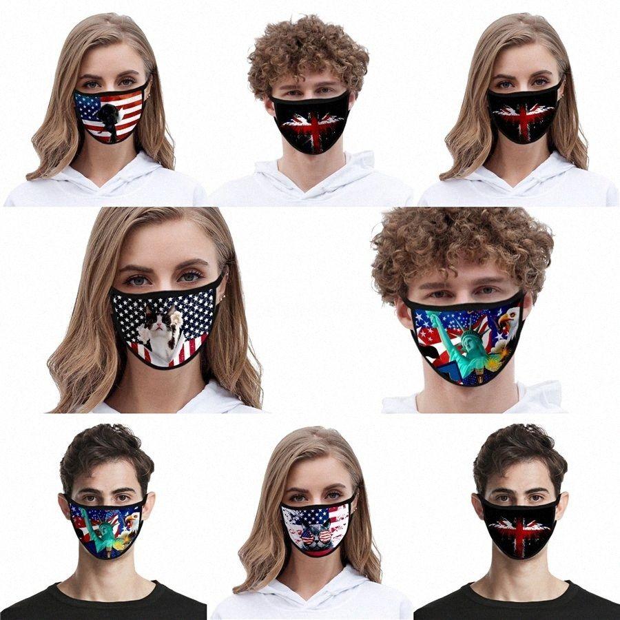 Maske macht Schnell Transport Auf Lager! Mehrere Berufswahl Designer Gesichtsmaske Erwachsene und Kinder wiederverwendbare Mit Filter Anti-Splash uAsR #