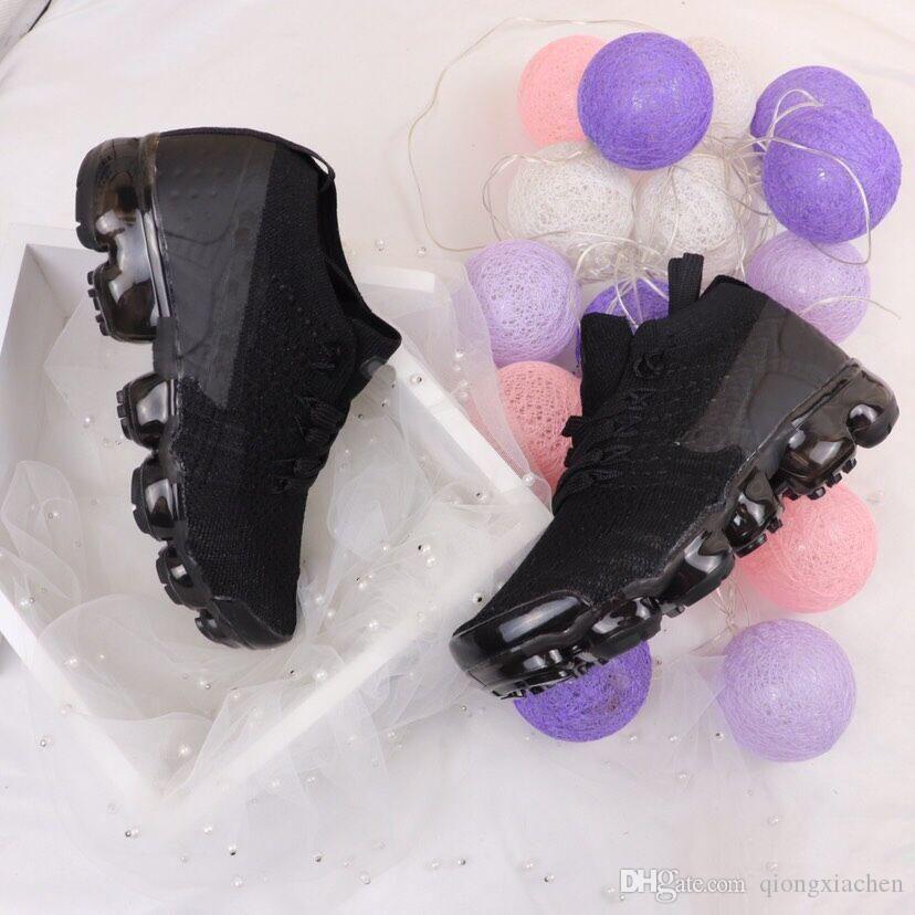Kinder-Turnschuhe klassischer 2.0 Schuhe Sport Trainer Kissenoberflächenbreathable Sportschuhe 28-35