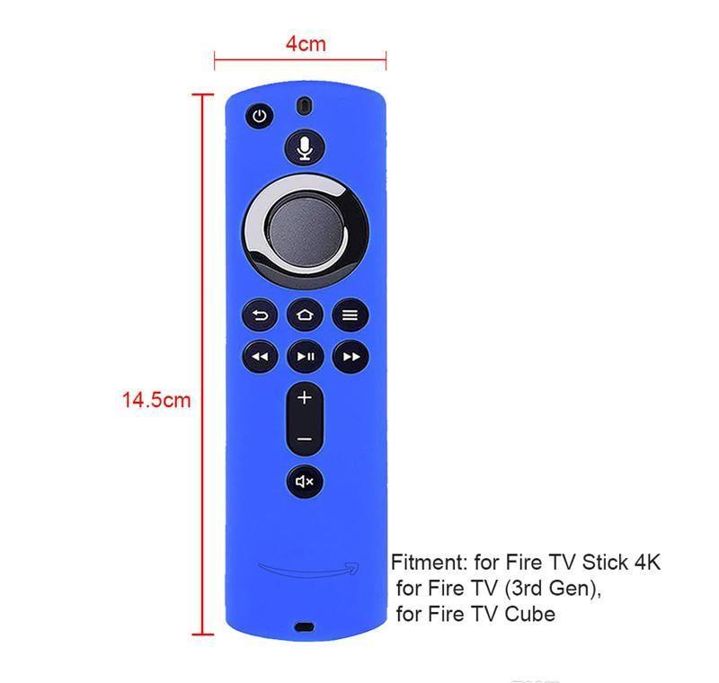 Skin Protector Shell Case For Tv Silicone Fire Protective Inch Remote Amazon 4k 5.6 Cover Stick Control bwkf sNaOA