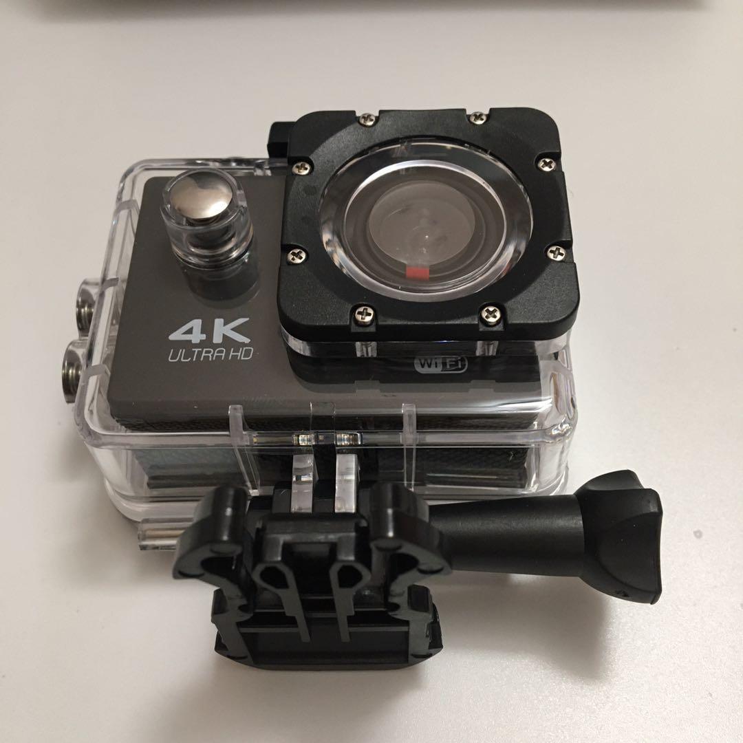 "1080P Full HD Sport Camera Водонепроницаемый DV 4K Action Camera Allwinner 4k / 30fps Спорт WiFi 2.0 ""170D CAM CAM подводный Водонепроницаемый Pro"