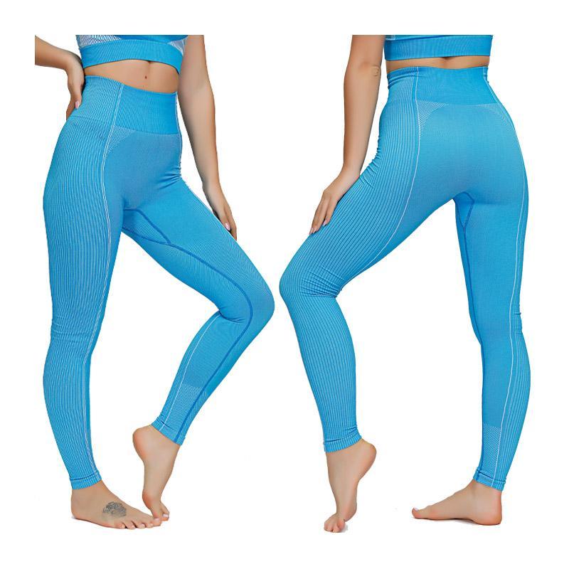 Eğitim Tozluklar Sorunsuz Yoga Tayt Pantolon Seksi Spor Yüksek Bel Athleisure Yüksek Kaliteli Kadın Spor Pant Pantolon Koşu