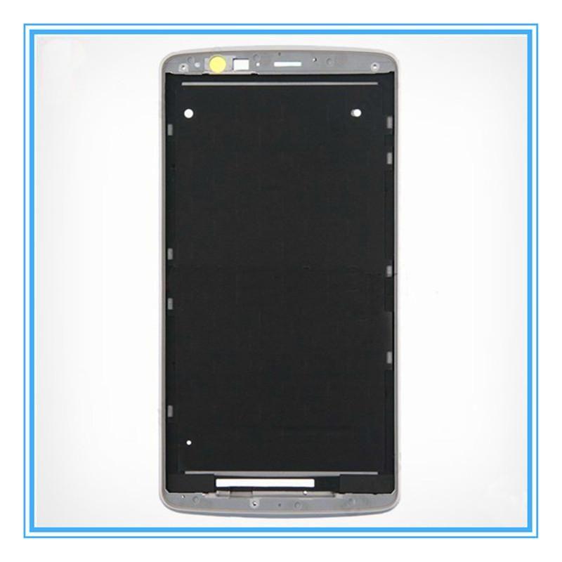 cgjxsCgjxsnew original Moyen Cadre avant Bezel Boîtier Lcd Porte-écran Frame Repair Pièces Adhesive Pour Lg G3 Ls990 VS985 D850 D851 D855