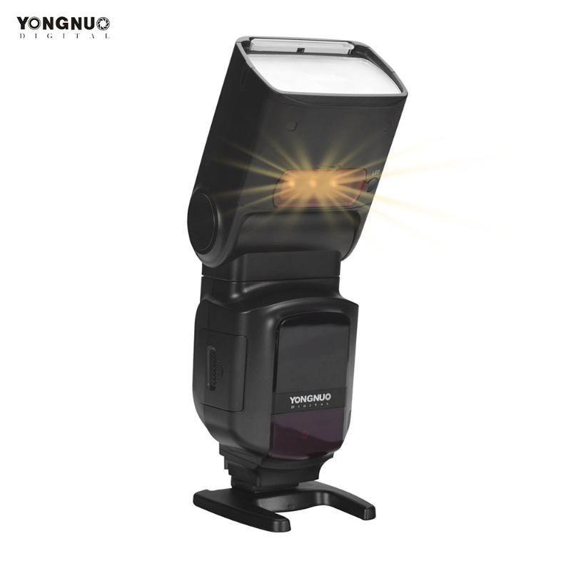 YONGNUO YN968C YN968N II فلاش Speedlite لDSLR ث متوافق / YN622N YN560 WirelessL و speedlite 1/8000 LED ضوء