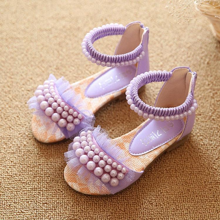 Princesa de moda encaje Bordoneado sandalias grandes para niños 2020 zapatos del niño de verano de las muchachas niños Gladiador Para los bebés de 1 10 a 12 años 0rJp #