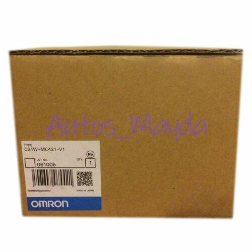 Brand New Omron PLC CS1WMC421V1 CS1W-MC421-V1 1 year warranty