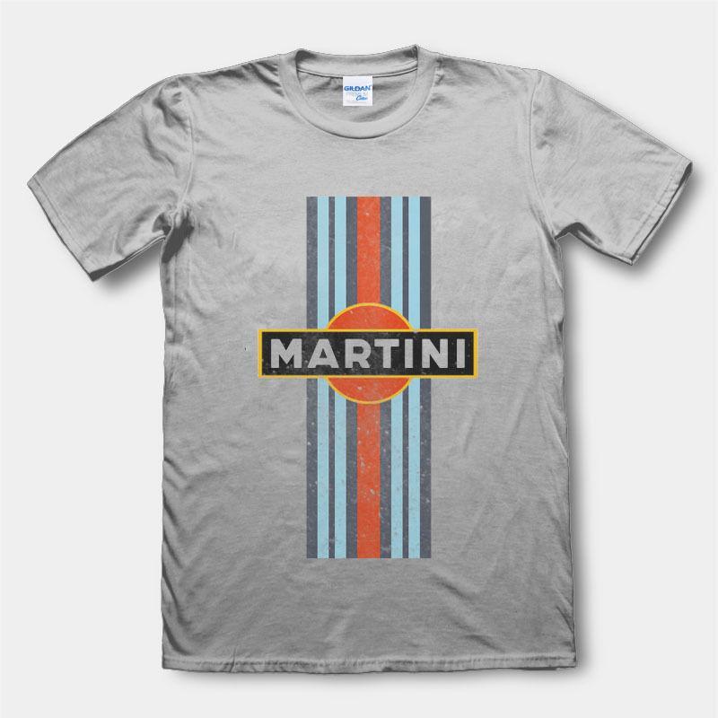 2020 La manera barata Camisetas retro de Martini Más agudo T Camisa de encargo de la vendimia Carcheap Tee Shirts