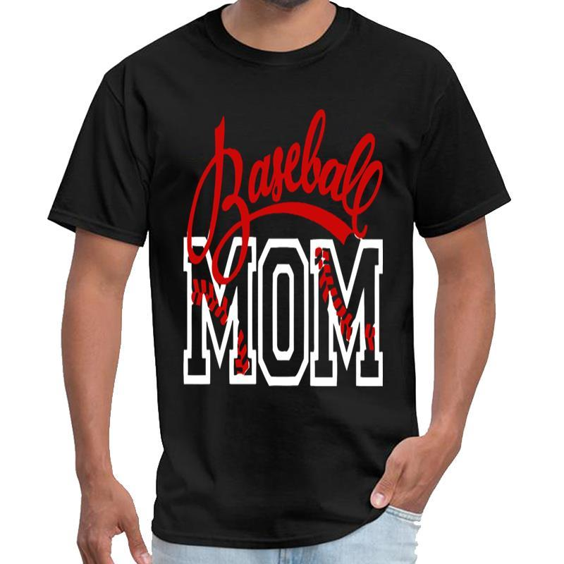 Fashion Baseball mom - schönes Baseball mom T-Shirts Vintage Herren SpaceX T-Shirt s-5xl Hip-Hop
