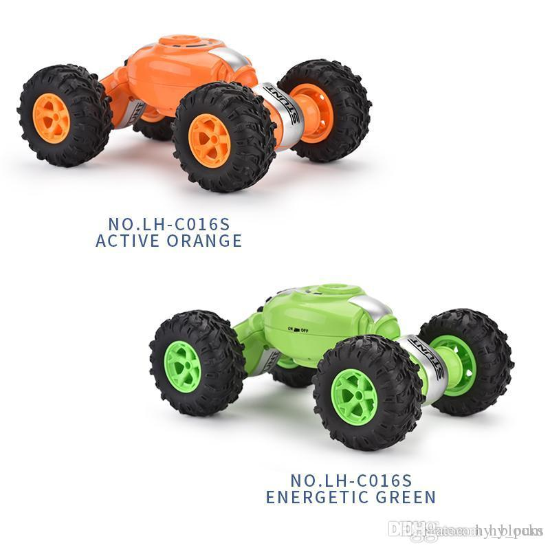 RC Car 4WD Remote Control Off Road Climbing Toys 2.4G Twisted Stunt Drift Vehicle Deformation Buggy Car For Kids Boys Toys 05