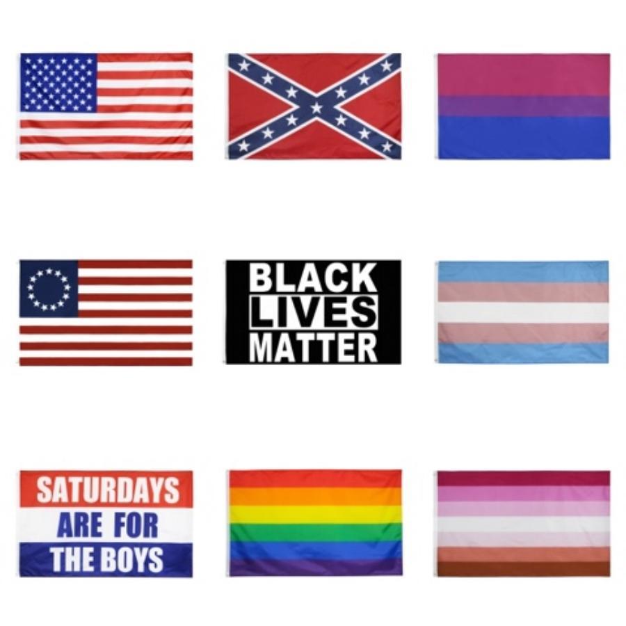 Kentucky Wildcats UK GO BIG BLUE Bandiera Banner 150CM * 90cm 3 * 5FT poliestere personalizzato Banner Bandiera sportiva decorativo # 184