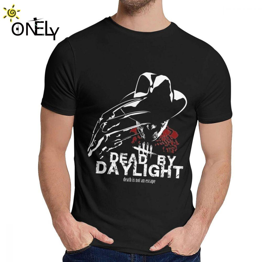 Buon cotone Dead By Daylight Freddy Kruger T-shirt unisex New Custom Nizza classico girocollo Top Tee