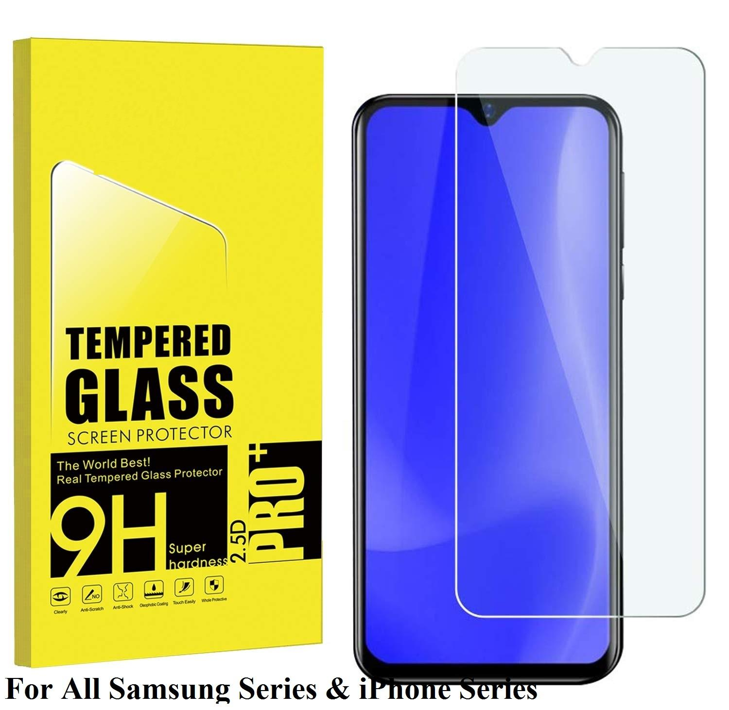 Best Screen Protector for Samsung Galaxy S10 S10e S8 S9 Plus Note 8 9 9H 2.5D Tempered Glass Film for iPhone 11 12 Pro 6 6S 7 8 X XS XR Max