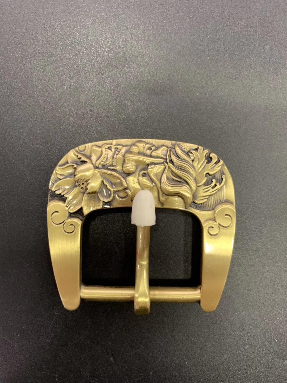 puro alívio cobre Handmade cinto de couro de couro cabeça cabeça Correia dos homens de homens qQMJv needlehandmade todos belt4.0cm cobre