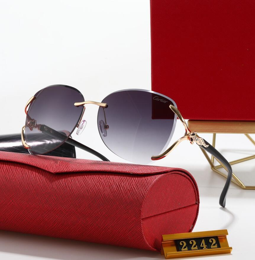 Mais novo Designer de Moda óculos de sol Senhora Espelho vidros de sol retros do vintage extragrande óculos de sol olho por Mulheres Feminino Cateye Eyewear Vidro