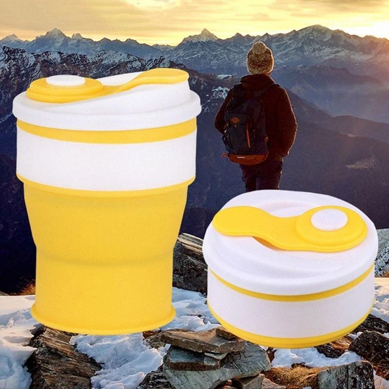 Sports de plein air tasse avec couvercle grande capacité bouteille d'eau portable étanche anti-fuite Coupe Boire pour Course à pied Cyclisme Escalade VUbq #