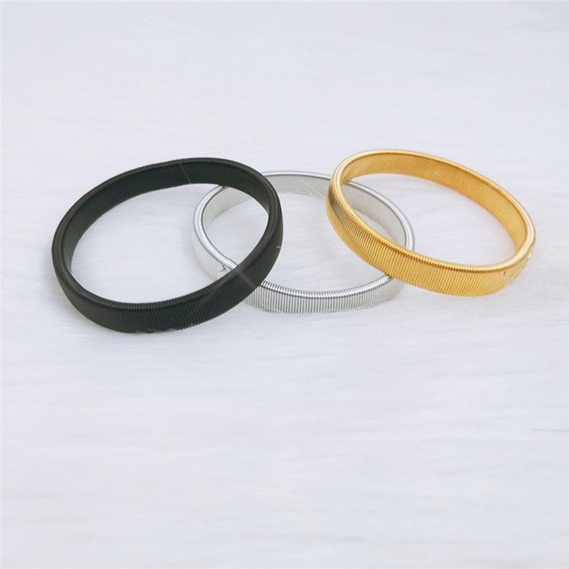 Venda quente novo braço pulseiras para homens Moda Elastic Cuff pulseiras liga Armband Jóias presente
