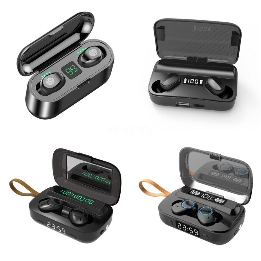 Airplus EP019 iDragon Touch Control TWS Bluetooth 5.0 Kopfhörer Mini Wireless Earbuds Wireless-Charging-Pop-Up-Fenster Headset # 435