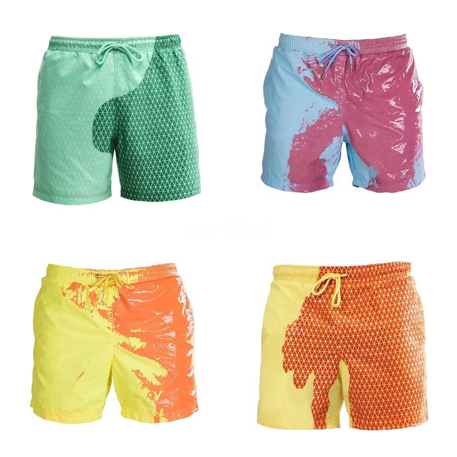 SD389 nuovi uomini Swimwear solido con interno Estate Quick Dry Beach pantaloncini da surf Surfing riassunti degli uomini Costumi piscina Swim Trunks Boxer # 795