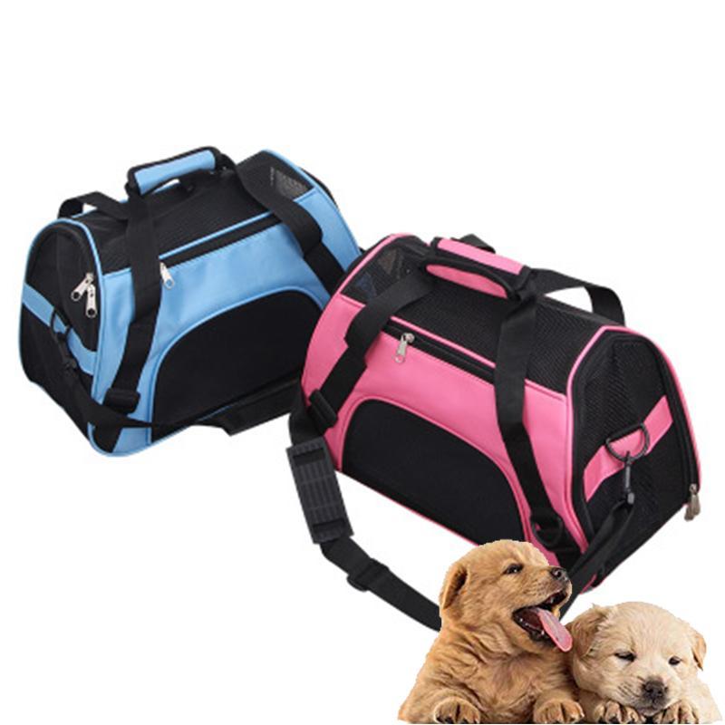Собака Pet Cat Cat Cat Cat Cat Cat Cat Cather Boards Bage Travel Carrier Portable Bag Small Dog Mesh Собаки Открытый Палатка Дышащие исходящие домашние животные Сумка RSGSC