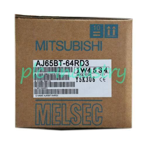 وحدة جديدة في صندوق MITSUBISHI PLC AJ65BT64RD3 AJ65BT64RD3 1 ضمان لمدة سنة