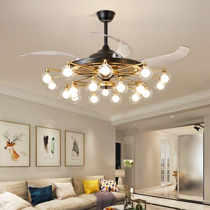 Room Ceiling Fan Light Dining, Dining Room Ceiling Fan